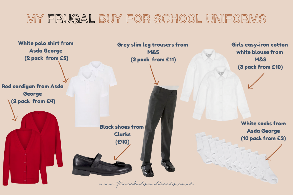 where to buy uniform for school
